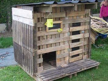 Diy Chicken Coops 44 - Coolest DIY Chicken Coop Ideas For Your Birds