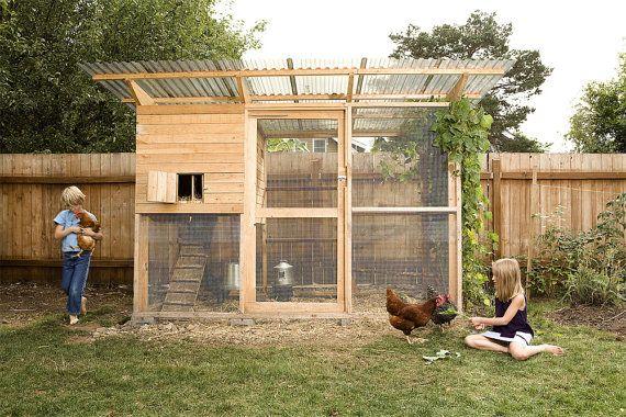 Diy Chicken Coops 49 - Coolest DIY Chicken Coop Ideas For Your Birds