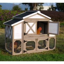 Diy Chicken Coops 5 214x214 - Coolest DIY Chicken Coop Ideas for Your Birds