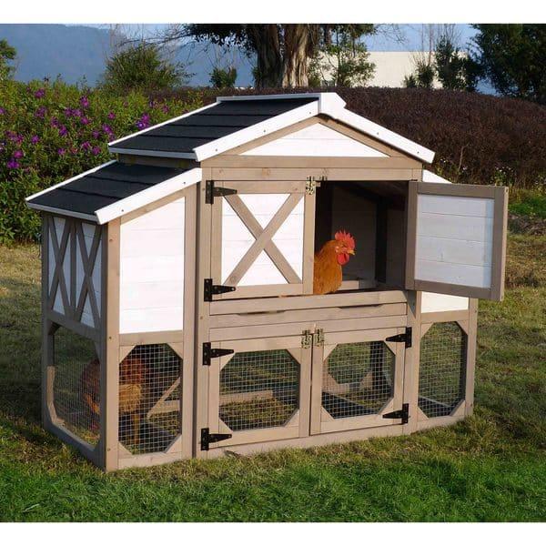 Diy Chicken Coops 5 - Coolest DIY Chicken Coop Ideas For Your Birds