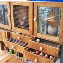Diy Chicken Coops 8 214x214 - Coolest DIY Chicken Coop Ideas for Your Birds