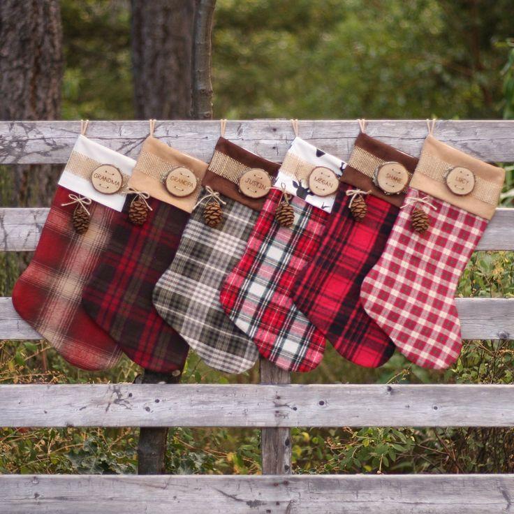 Diy Christmas Stockings 1 - Perfect DIY Christmas Stockings Ideas