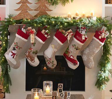 Diy Christmas Stockings 10 - Perfect DIY Christmas Stockings Ideas