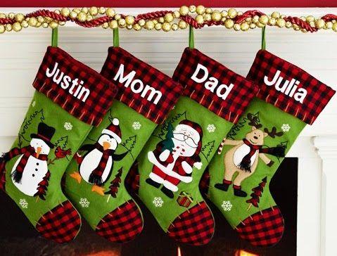 Diy Christmas Stockings 11 - Perfect DIY Christmas Stockings Ideas