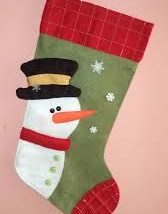 Diy Christmas Stockings 12 168x214 - Perfect DIY Christmas Stockings Ideas