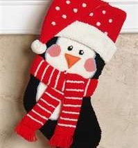 Diy Christmas Stockings 15 199x214 - Perfect DIY Christmas Stockings Ideas