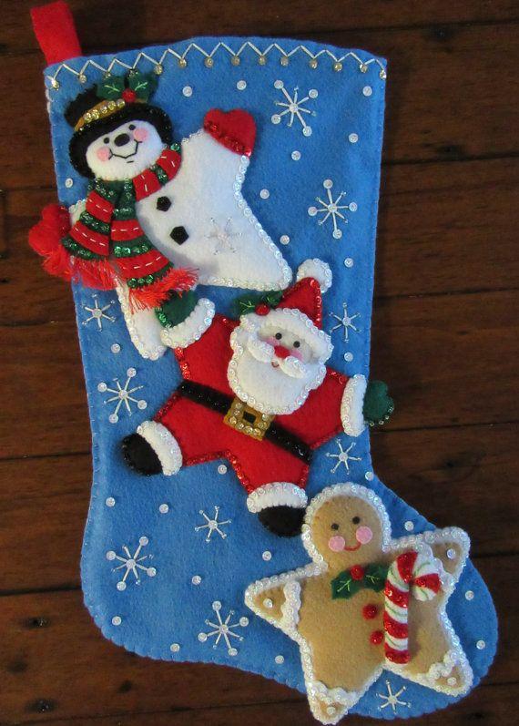 Diy Christmas Stockings 16 - Perfect DIY Christmas Stockings Ideas