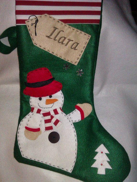 Diy Christmas Stockings 19 - Perfect DIY Christmas Stockings Ideas