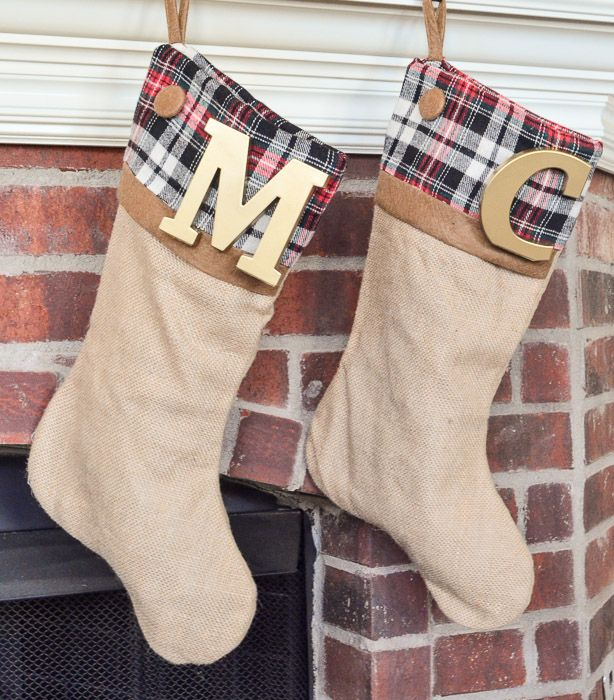Diy Christmas Stockings 2 - Perfect DIY Christmas Stockings Ideas