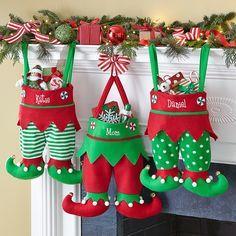 Diy Christmas Stockings 23 - Perfect DIY Christmas Stockings Ideas