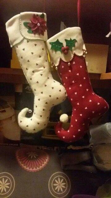 Diy Christmas Stockings 24 - Perfect DIY Christmas Stockings Ideas