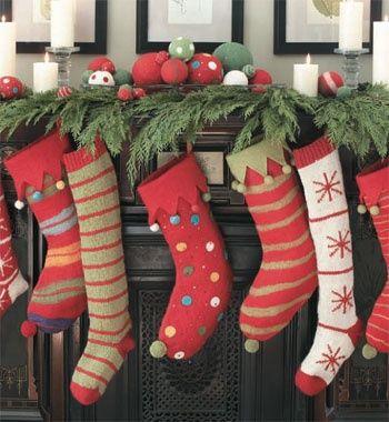 Diy Christmas Stockings 28 - Perfect DIY Christmas Stockings Ideas