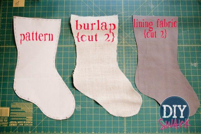 Diy Christmas Stockings 3 - Perfect DIY Christmas Stockings Ideas