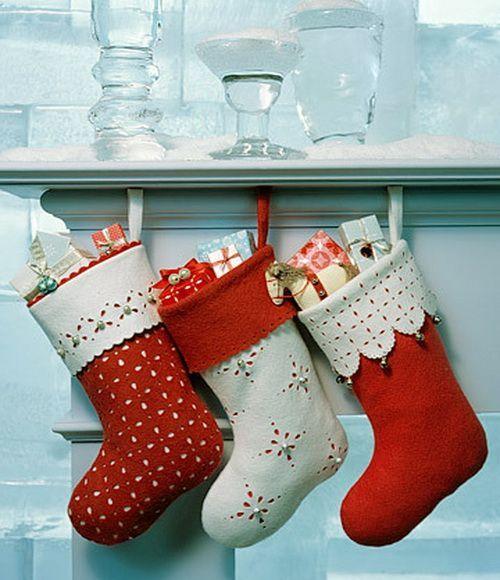 Diy Christmas Stockings 31 - Perfect DIY Christmas Stockings Ideas