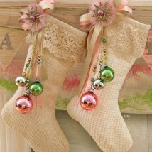 Diy Christmas Stockings 33 214x214 - Perfect DIY Christmas Stockings Ideas
