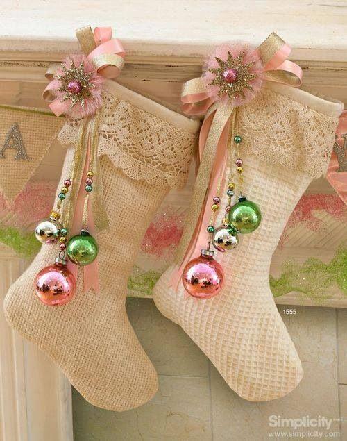 Diy Christmas Stockings 34 - Perfect DIY Christmas Stockings Ideas