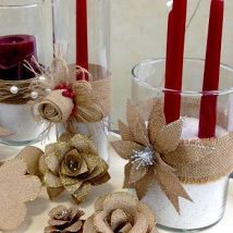 Diy Christmas Stockings 35 214x214 - Perfect DIY Christmas Stockings Ideas