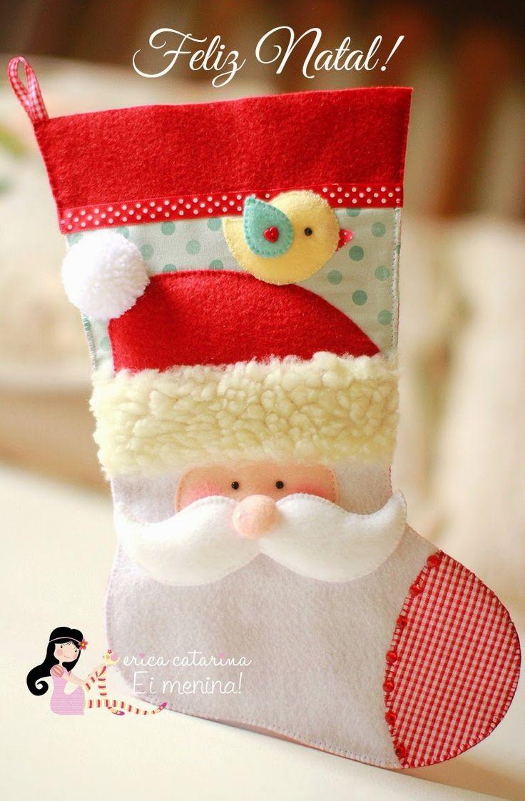 Diy Christmas Stockings 36 - Perfect DIY Christmas Stockings Ideas