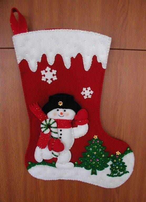 Perfect Diy Christmas Stockings Ideas Diy Projects