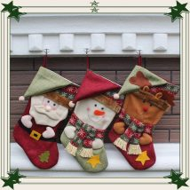 Diy Christmas Stockings 39 214x214 - Perfect DIY Christmas Stockings Ideas
