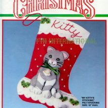 Diy Christmas Stockings 43 214x214 - Perfect DIY Christmas Stockings Ideas