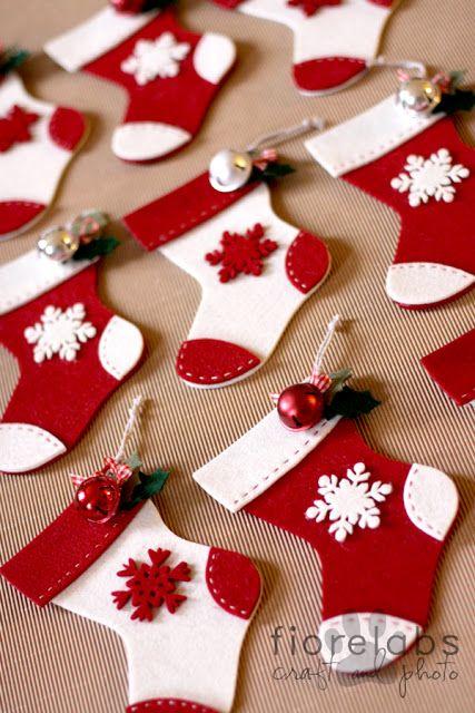 Diy Christmas Stockings 46 - Perfect DIY Christmas Stockings Ideas