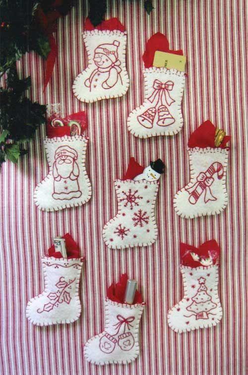 Diy Christmas Stockings 47 - Perfect DIY Christmas Stockings Ideas