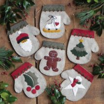Diy Christmas Stockings 48 214x214 - Perfect DIY Christmas Stockings Ideas