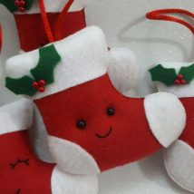 Diy Christmas Stockings 49 214x214 - Perfect DIY Christmas Stockings Ideas