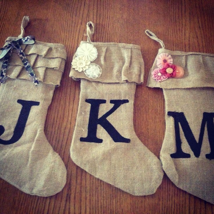 Diy Christmas Stockings 5 - Perfect DIY Christmas Stockings Ideas