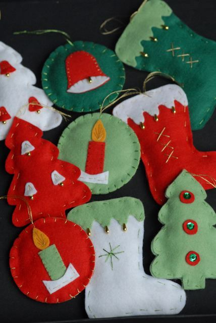 Diy Christmas Stockings 50 - Perfect DIY Christmas Stockings Ideas