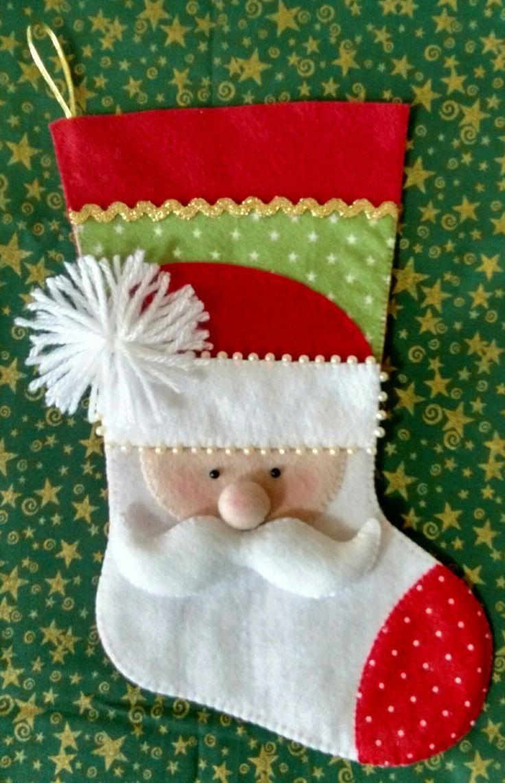 Diy Christmas Stockings 51 - Perfect DIY Christmas Stockings Ideas
