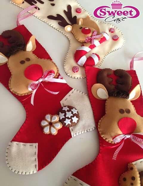 Diy Christmas Stockings 53 - Perfect DIY Christmas Stockings Ideas