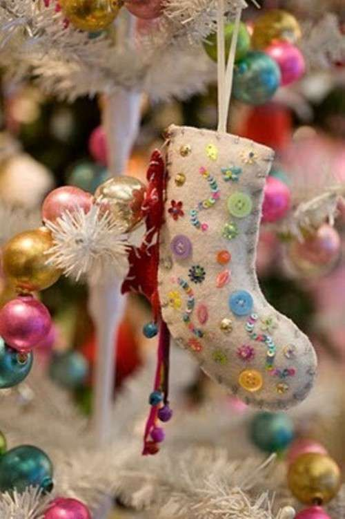 Diy Christmas Stockings 55 - Perfect DIY Christmas Stockings Ideas