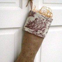 Diy Christmas Stockings 57 214x214 - Perfect DIY Christmas Stockings Ideas