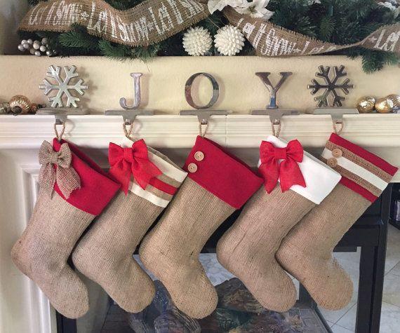 Diy Christmas Stockings 6 - Perfect DIY Christmas Stockings Ideas