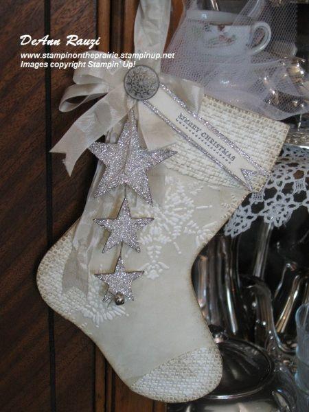 Diy Christmas Stockings 60 - Perfect DIY Christmas Stockings Ideas