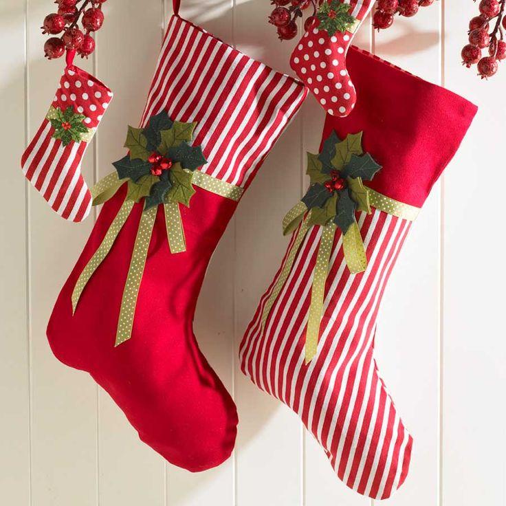 Diy Christmas Stockings 61 - Perfect DIY Christmas Stockings Ideas