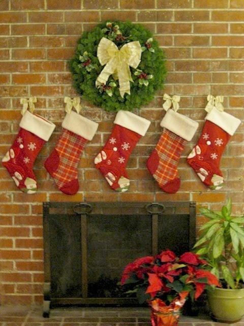Diy Christmas Stockings 62 - Perfect DIY Christmas Stockings Ideas