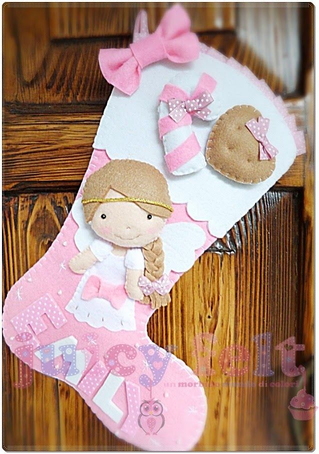 Diy Christmas Stockings 63 - Perfect DIY Christmas Stockings Ideas