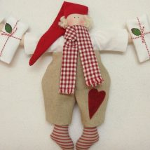 Diy Christmas Stockings 7 214x214 - Perfect DIY Christmas Stockings Ideas