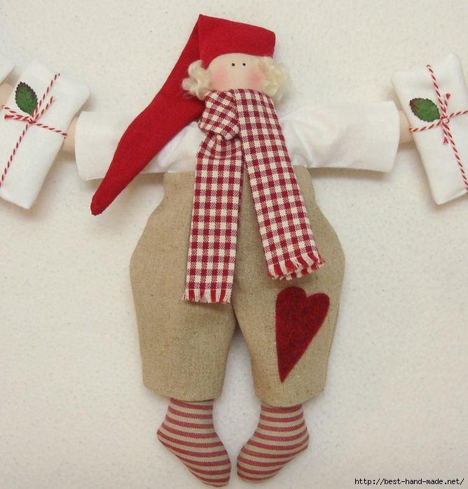 Diy Christmas Stockings 7 - Perfect DIY Christmas Stockings Ideas