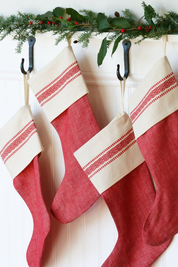 Diy Christmas Stockings 9 - Perfect DIY Christmas Stockings Ideas