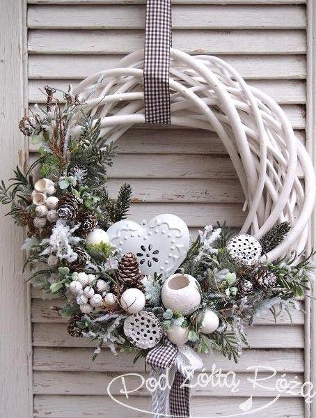 Diy Christmas Wreaths 10 - 39+ Of The Best DIY Christmas Wreath Ideas