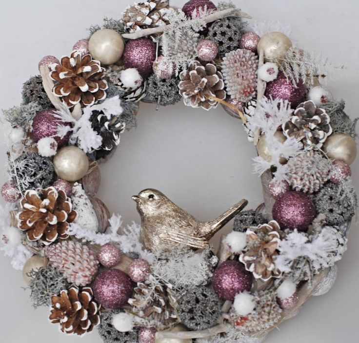 Diy Christmas Wreaths 14 - 39+ Of The Best DIY Christmas Wreath Ideas