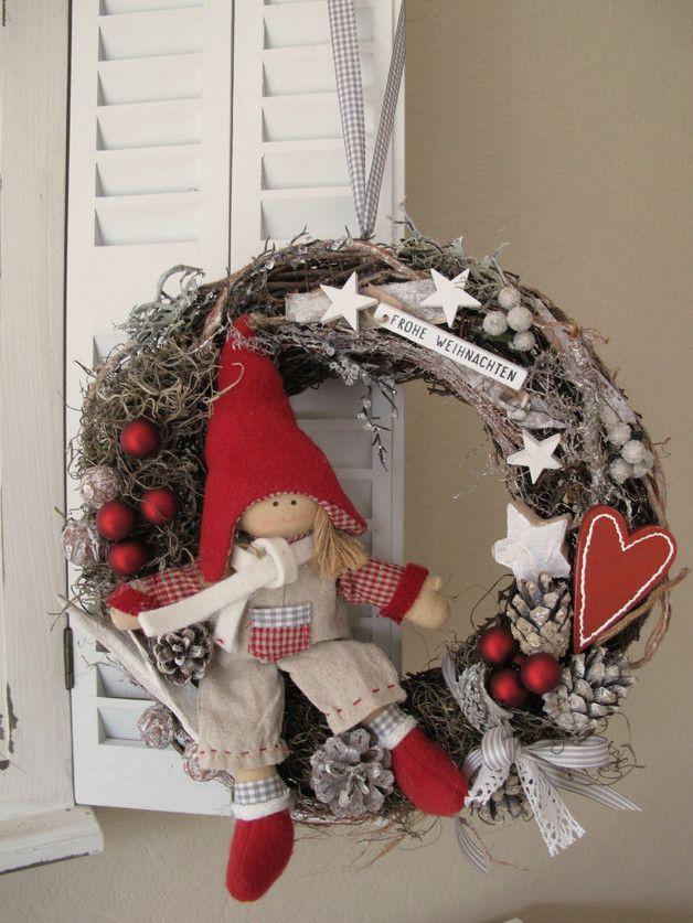 Diy Christmas Wreaths 16 - 39+ Of The Best DIY Christmas Wreath Ideas