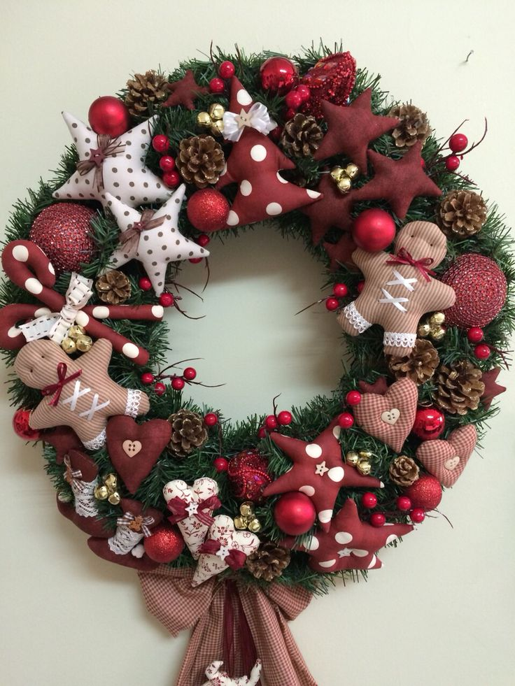 39 Of The Best Diy Christmas Wreath Ideas Diy Projects