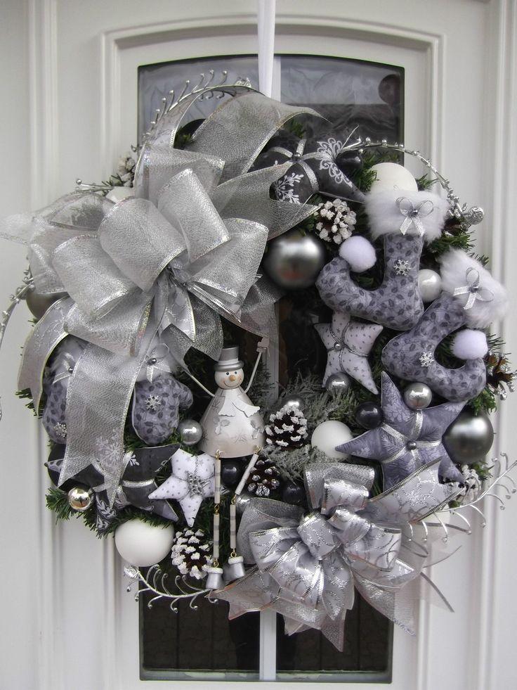 Diy Christmas Wreaths 22 - 39+ Of The Best DIY Christmas Wreath Ideas