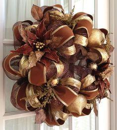 Diy Christmas Wreaths 3 - 39+ Of The Best DIY Christmas Wreath Ideas