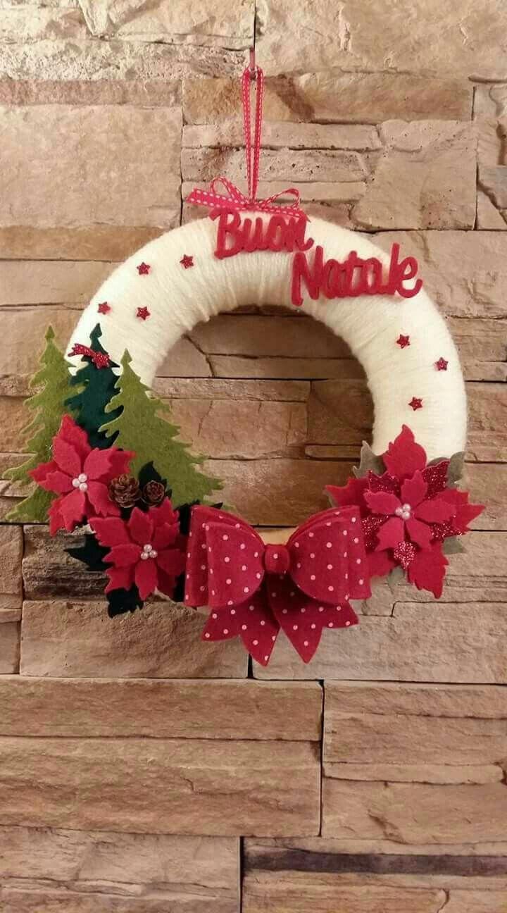 Diy Christmas Wreaths 30 - 39+ Of The Best DIY Christmas Wreath Ideas